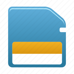 data, database, disk, memorycard, storage icon