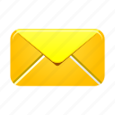 message, new, email, envelope, letter, mail