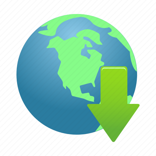 download, earth, global, globe, internet, world icon