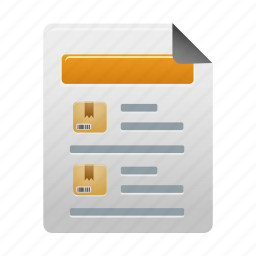 document, documents, file, files, product, report, sale icon
