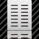 columns, text icon