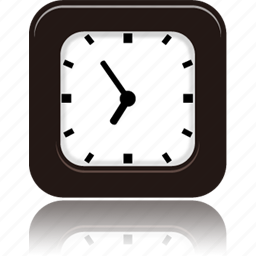 Alarm Clock History Time Timer Watch Icon