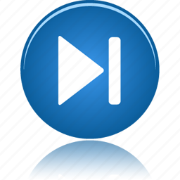 arrow, audio, fast, forward, media, next, play, player, right, skip icon