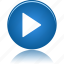 arrow, audio, media, music, next, play, player, right, sound icon