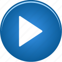 audio, control, media, music, play, player, sound, speaker, video icon