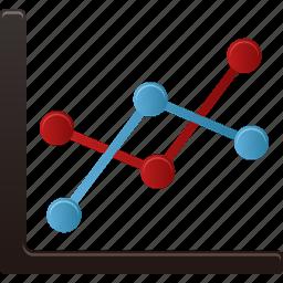 analytics, bar, business, chart, charts, diagram, finance, graph, line, pie, report, statistics, stock icon