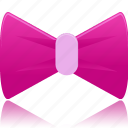 bow, bowknot, christmas, girl, present, ribbon, xmas icon