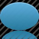 shape, draw, filled, ellipse, geometry icon