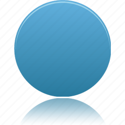 circle, draw, filled, round, shape, shapes icon