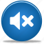 audio, button, control, media, music, off, play, player, sound, speaker, volume icon