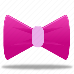 bowknot, female, gift, girl, lady, present, ribbon, tie, woman icon