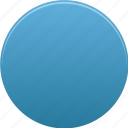circle, draw, filled, round, shape icon