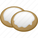 cake, christmas, cookie, cookies, eating, food, kitchen, restaurant, xmas icon