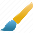 brush, draw, graphic, paintbrush, tool, tools icon