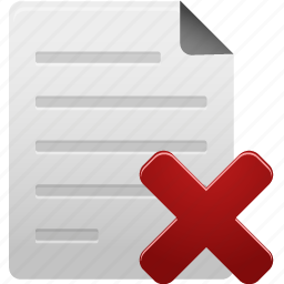 delete, document, documents, file, files, paper, remove, text icon