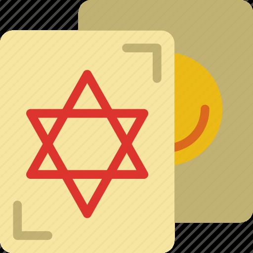 astrology, cards, esoteric, magic, tarot, zodiac icon