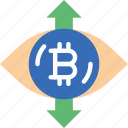 bank, bitcoin, crypto, money, obsession, shop icon