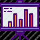 analytics, bank, crypto, money, shop icon