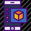 app, bank, blockchain, crypto, money, shop icon