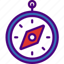 delivery, package, receive, track icon