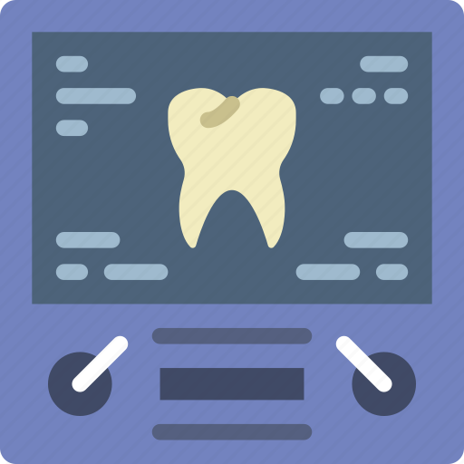 Dental, dentist, doctor, hospital, teeth, xray icon - Download on Iconfinder