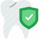 dentist, doctor, hospital, protect, teeth icon