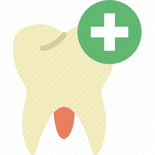 Add, dentist, doctor, hospital, teeth, tooth icon - Download on Iconfinder