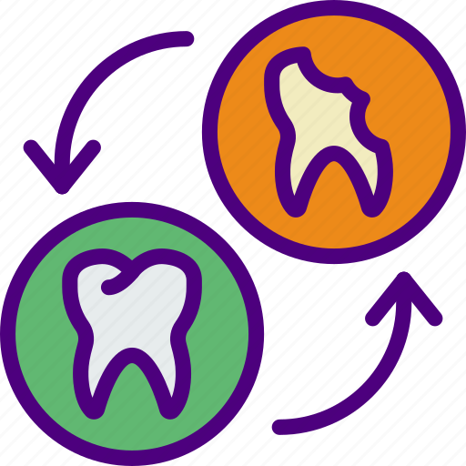 Change, dentist, doctor, hospital, teeth icon - Download on Iconfinder
