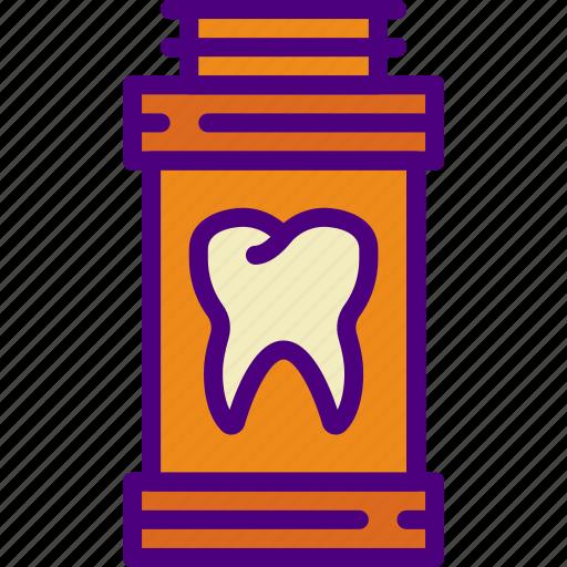 dental, dentist, doctor, hospital, medicine, teeth icon