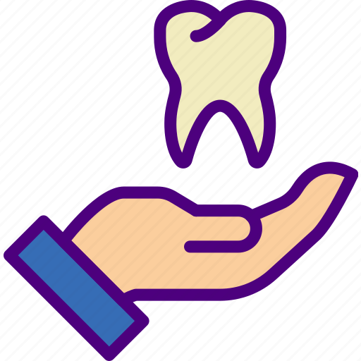 dentist, doctor, give, hospital, teeth, tooth icon