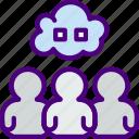app, brainstorm, essential, interaction, mail icon
