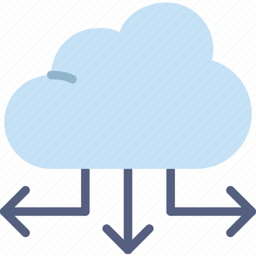 app, cloud, essential, file, interaction, transfer icon