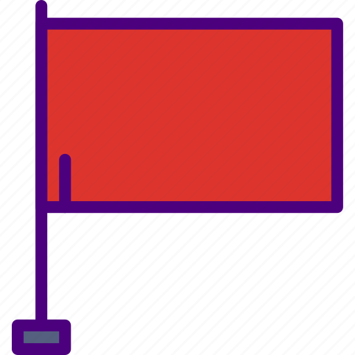 app, essential, file, flag, interaction icon