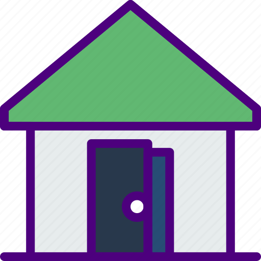 app, essential, file, home, interaction icon