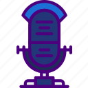 app, essential, file, interaction, microphone, studio icon
