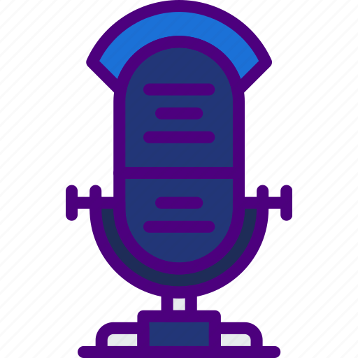 app, essential, file, interaction, microphone, studio icon