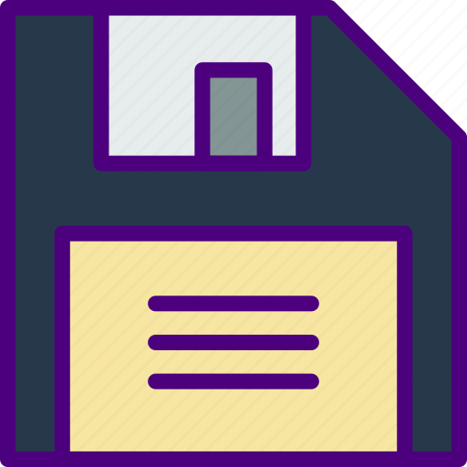 app, essential, file, interaction, save icon