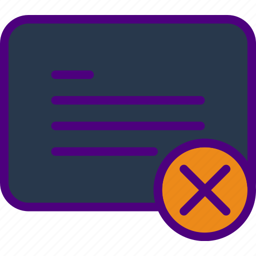 app, article, delete, essential, file, interaction icon