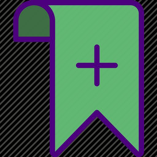 add, app, bookmark, essential, file, interaction icon