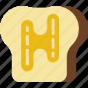eat, food, kitchen, restaurant, toast