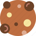 cookie, eat, food, kitchen, restaurant icon