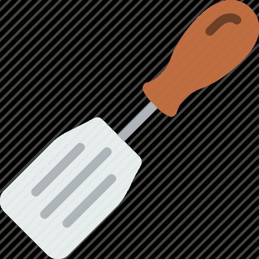 eat, food, kitchen, restaurant, spatula icon