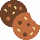 cookies, eat, food, kitchen, restaurant icon