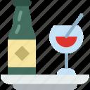 eat, food, kitchen, restaurant, wine