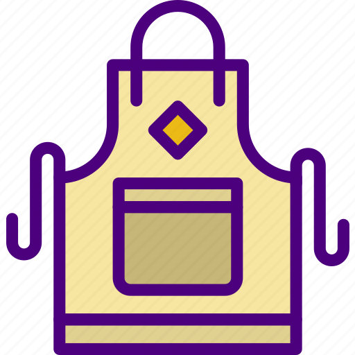 Apron, eat, food, kitchen, restaurant icon - Download on Iconfinder