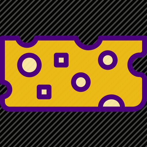 Cheese, eat, food, kitchen, restaurant icon - Download on Iconfinder