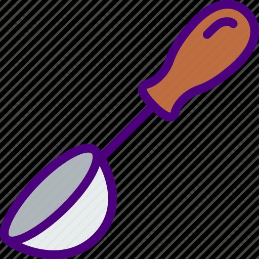 Eat, food, kitchen, ladle, restaurant icon - Download on Iconfinder