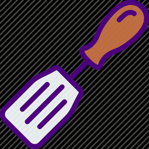 Eat, food, kitchen, restaurant, spatula icon - Download on Iconfinder