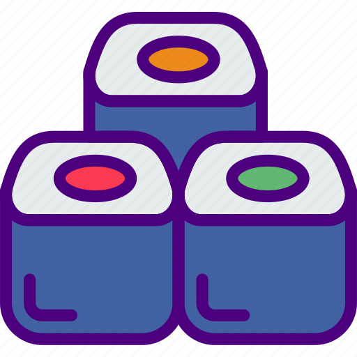 Eat, food, kitchen, restaurant, sushi icon - Download on Iconfinder