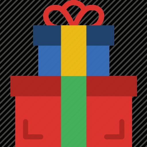 christmas, easter, gifts, halloween, holidays icon